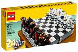 Игольчатый конструктор LEGO Creator 40174 Шахматы и шашки