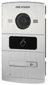 Вызывная (звонковая) панель на дверь Hikvision DS-KV8102-IM серебро