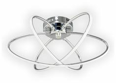 Люстра Максисвет Геометрия 1-1430-3-CR LED