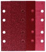 BOSCH Набор шлифовальных листов 93х185мм Р60/120/180 10 шт (2609256A86)