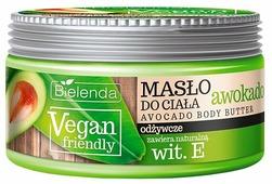 Масло для тела Bielenda Vegan Friendly авокадо