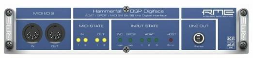 Внешняя звуковая карта RME Digiface