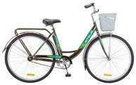 Городской велосипед STELS Navigator 345 28 Z010 с корзиной (2018)