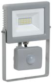 Прожектор светодиодный с датчиком движения 20 Вт IEK СДО 07-20Д (6500К)