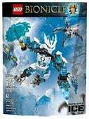 Конструктор LEGO Bionicle 70782 Страж Льда