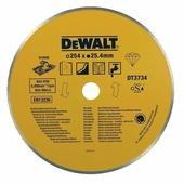 Диск алмазный отрезной 254x25.4 DeWALT DT3734