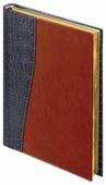Ежедневник BRAUBERG Cayman 123399 недатированный, искусственная кожа, А5, 160 листов