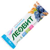Злаковый батончик Худеем за неделю Пребиотики в шоколадной глазури Черника с лютеином, 30 г