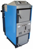 Твердотопливный котел Atmos C 50S 48 кВт одноконтурный