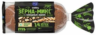 Fazer Хлебец Зерна-микс с плющеным зерном в нарезке 330 г