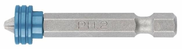 Бита Gross PH2x50 с ограничителем и магнитом для ГКЛ