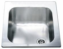 Врезная кухонная мойка smeg VS34/P3 42х50см нержавеющая сталь