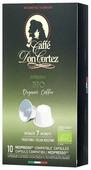 Кофе в капсулах Carraro Don Cortez Bio (10 капс.)