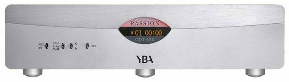 CD-транспорт YBA Passion CDT450
