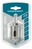 Коронка Hagwert 576235 35мм