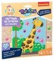 BONDIBON Набор для творчества Картина из пуговиц для малышей Жирафик (ВВ2444)