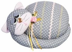 Малиновый слон Набор для изготовления мягкой игрушки Кот Муррыч (ТК-027)