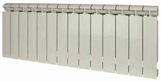 Радиатор секционный биметаллический Global STYLE EXTRA 350