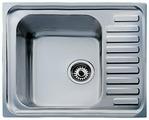 Врезная кухонная мойка TEKA Classic 1B 65х50см нержавеющая сталь