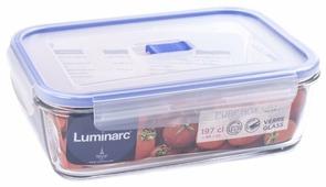 Luminarc Контейнер прямоугольный Pure Box Active 1,97 л