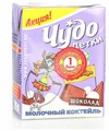 Молочный коктейль Чудо детки Шоколад 3.2%, 200 г