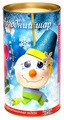 Волшебная Мастерская Набор для создания елочных украшений Снеговик (ФМ-01)