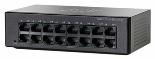 Коммутатор Cisco SF110-16