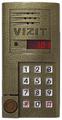 Вызывная (звонковая) панель на дверь VIZIT БВД-SM101RCPL