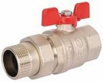 Кран шаровый STOUT SVB-1007-000032 муфтовый (ВР/НР), латунь