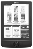Электронная книга Ritmix RBK-680FL