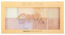 REVOLUTION Палетка хайлайтеров Soph Highlighter Palette