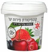 Варенье Fruit World из лесных ягод без сахара, банка 500 г