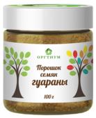 Оргтиум Порошок семян гуараны, 100 г