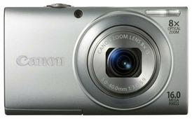 Фотоаппарат Canon PowerShot A4000 IS