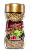 Кофе растворимый SAN D'OR Aroma сублимированный с добавлением натурального молотого