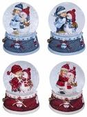 Снежный шар Mister Christmas F-0058215