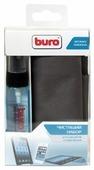 Набор Buro BU-Tablet+Smartphone чистящий гель+многоразовая салфетка для экрана