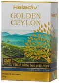 Чай черный Heladiv Golden Ceylon FBOP elite tea with tips