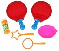 Набор для пускания мыльных пузырей Играем вместе Прыгунцы, 50 мл