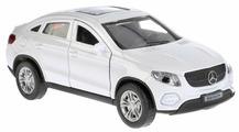 Легковой автомобиль ТЕХНОПАРК Mercedes-Benz Gle Coupe (GLE-COUPE-GY/WT/BE) 12 см
