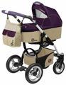 Универсальная коляска BabyActive Elipso (2 в 1)