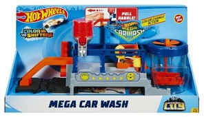 Трек Hot Wheels City Mega Car Wash FTB66