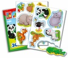 Фигурки Vladi Toys Мой маленький мир Зоопарк VT310602