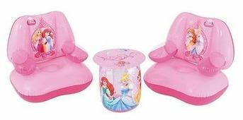 Надувной комплект мебели Bestway Disney Princess (91055 BW)