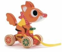 Каталка-игрушка DJECO Лисенок (06224)