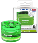 Dr. Marcus Ароматизатор для автомобиля Senso Deluxe Green Apple 50 мл