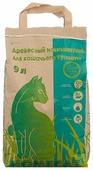 Наполнитель Homecat Древесный мелкие гранулы (3кг/9 л)