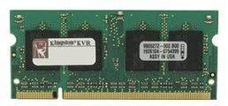 Оперативная память 2 ГБ 1 шт. Kingston KVR800D2S6/2G