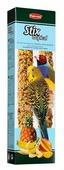 Лакомство для птиц Padovan Stix Tropical для попугаев и экзотических птиц фруктовые