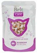 Корм для кошек Brit Care с морским лещом 80 г (мини-филе)